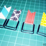 DIY – Bunte Pagemarker aus Washi-Tape